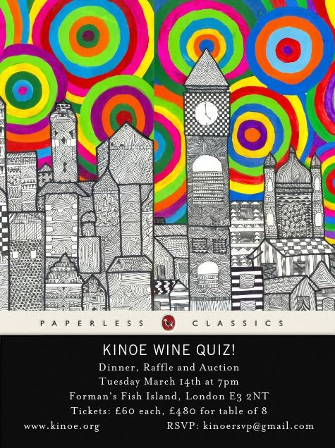 Kinoe Quiz Night